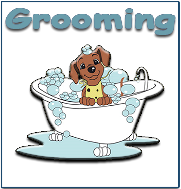 Grooming Link Button